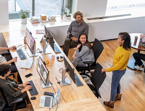 Mobieler werken wordt deel van the Office of the Future