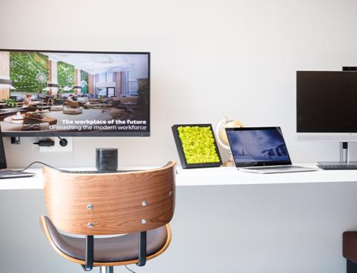 HP met la théorie de l'Office of the Future en pratique