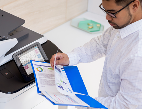 Managed Print Services de HP : bien plus qu'une simple impression
